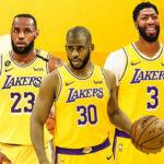 NBA – Le trade qui permettrait aux Lakers de choper Chris Paul