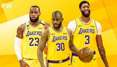 NBA – Magic : « LeBron, Chris Paul, et Anthony Davis vont remporter le titre »