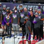 NBA – Un exceptionnel LeBron envoie les Lakers en finale !