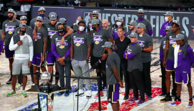 NBA – 2 Lakers à l'avenir incertain devraient bel et bien rester