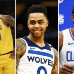 NBA – L'idée tarée de D'Angelo Russell pour les Lakers et les Clippers