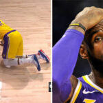 NBA – La grosse frayeur de LeBron James contre les Nuggets