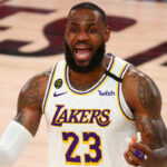 NBA – LeBron James se défend après son supposé flop