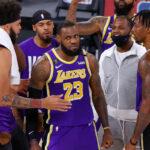 NBA – Le premier post de LeBron depuis la qualification des Lakers