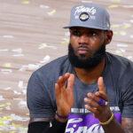 NBA – La décla pleine d'assurance de LeBron James