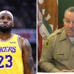 NBA – Un policier blanc de Los Angeles met au défi LeBron James