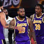 NBA – Les détails de la célébration de LeBron James jusqu'au bout de la nuit