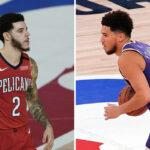 NBA – Les stats improbables de Devin Booker et Lonzo Ball