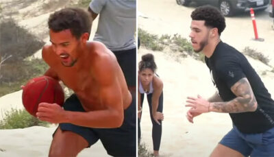 NBA – Lonzo Ball et Trae Young s'affichent dans un workout de bagnard