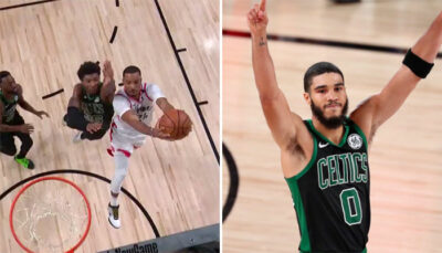 NBA – Boston file en finale de conférence avec un contre monstrueux de Marcus Smart !