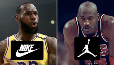 NBA – Quelle marque sponsor a le meilleur 5 all-time ?