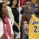 NBA – LeBron révèle le message de sa mère qui l'a motivé toute la saison