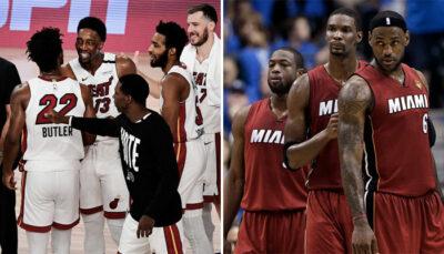 NBA – Le Heat de Jimmy Butler réussit du jamais vu depuis celui de LeBron !