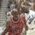 NBA – La punchline de génie de Michael Jordan à son «stoppeur» auto-proclamé