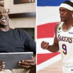 NBA – Un site pro-Laker explique pourquoi Playoff Rondo est le GOAT devant MJ