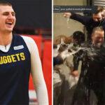NBA – La réaction épique du coach des Nuggets dans le vestiaire
