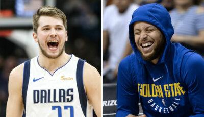 NBA – Les têtes de Doncic et Curry sur 2K21 font le buzz… pour leur non-ressemblance !