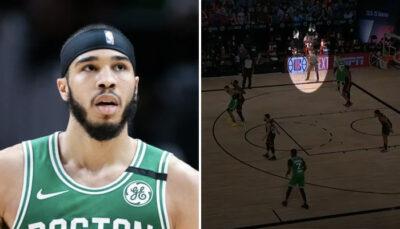 NBA – Le geste polémique de Nick Nurse pour tromper Tatum dans le money time