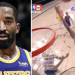 NBA – La géniale réaction de JR Smith après un énorme alley-oop de AD