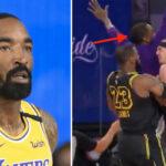 NBA – L'epic fail phénoménal de JR Smith en plein match !