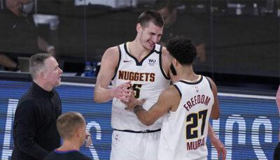 NBA – La comparaison WTF de Nikola Jokic sur son duo avec Jamal Murray