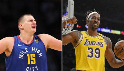 NBA – Dwight Howard envoie un gros avertissement à Nikola Jokic