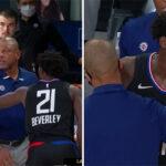 NBA – Au tour de Patrick Beverley de se faire éjecter !