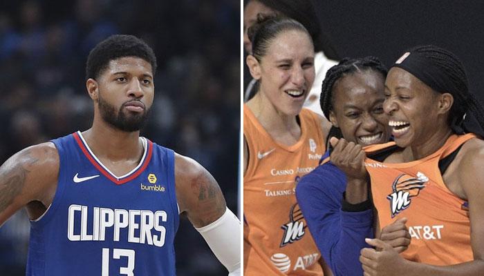 NBA - Paul George salement trollé par... une franchise WNBA