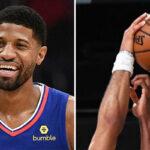 NBA – La déclaration hilarante de Paul George sur le doigt de Kawhi
