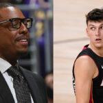 NBA – La réponse parfaite de Tyler Herro aux critiques de Paul Pierce contre lui
