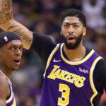 NBA – La réponse culte et archi-grossière de Rondo à un gros match de Davis