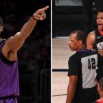 NBA – Rondo réagit à l'embrouille de son frère avec Westbrook et révèle ce qui a été dit