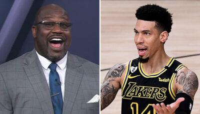 NBA – Danny Green horrible à 3 points… à cause de Shaq ?