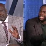 NBA – En désaccord, Shaq et Draymond relancent le débat du MVP