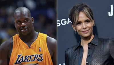 NBA – Le match où Shaq a tout explosé après avoir vu… Halle Berry