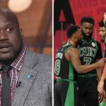 NBA – Le joueur actuel des Celtics… que Shaq ne connait pas