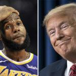 NBA – L'Etat natal de LeBron gagné par Trump, les internautes réagissent