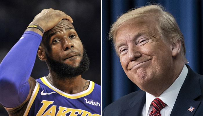 NBA - Un sondage auprès des fans NBA donne raison... à Donald Trump