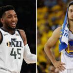 NBA – Donovan Mitchell fait mieux que Steph Curry dans l'histoire des playoffs !