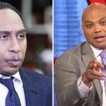 NBA – Charles Barkley recadre sèchement Stephen A. Smith