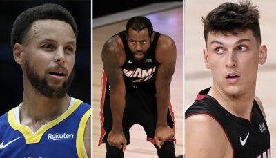NBA – Iguodala réagit aux comparaisons entre Herro et Curry