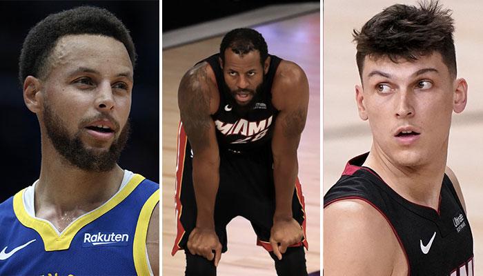 NBA - Iguodala réagit aux comparaisons entre Herro et Curry