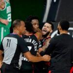 NBA – Les joueurs réagissent au buzzer fou des Raptors