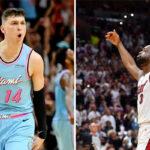 NBA – Dwyane Wade réagit à la perte de son record face à Tyler Herro