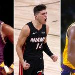 NBA – Dans sa pluie de records, Tyler Herro a rejoint Magic et Wilt !