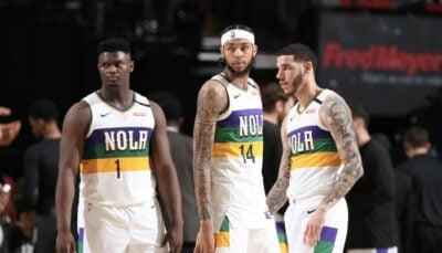 NBA – La révélation de Zion sur lui et Ingram qui va calmer tout le monde