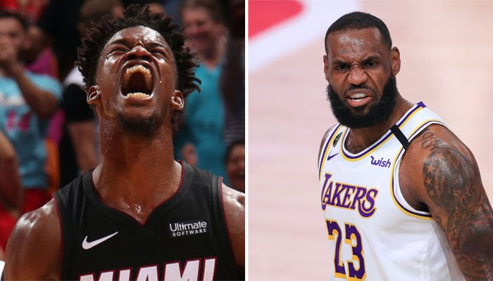 Jimmy Butler a totalement dominé LeBron James NBA