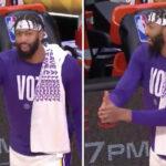 NBA – Anthony Davis se prend un giga-vent par Kuzma