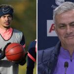 NBA – Jose Mourinho explique pourquoi il fait jouer ses Spurs au basket… et trolle !