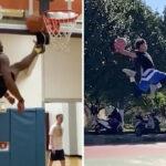 NBA/Divers – 15 dunks astronomiques qui vont vous sidérer